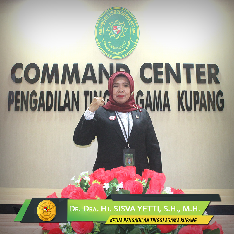 Direktur Jenderal Badan Peradilan Agama, Dr. H. Aco Nur, S.H., M.H.